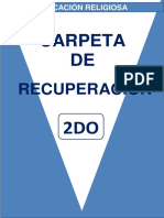 2do Carpeta de Recuperacion