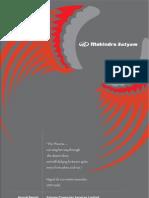 Mahindra Satyam Annual Report 2008-09 and 2009-10