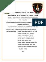 MONOGRAFIA CAUSAS Y CONSECUENCIAS DEL NARCOTRAFICO EN EL PERU