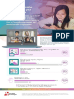 Get a more responsive Chromebook for your virtual classroom - Infographic