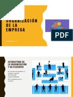 Organización de la empresa UNIDAD IV.pptx PARTE I