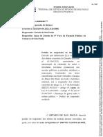 Decisão - Tribunal de Justiça de São Paulo -  29/09/2021
