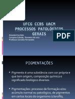Pigmentações e Calcificações 17.2