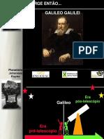 Aula 5 Galileo Galilei