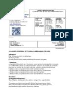 TDM Mort encéphalique TAP+CEREBRAL