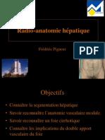 2.1 FP radio-anatomie hépatique utile