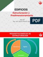 B Estructuración y predimens 2021 00