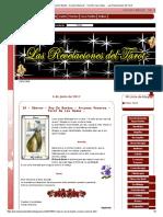 14 - Oberon - Rey De Bastos - Arcanos Menores - Tarot De Las Hadas - - Las Revelaciones del Tarot