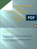 Pardonees Profile