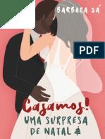 Casamos! Uma surpresa de Natal - Barbara Sa