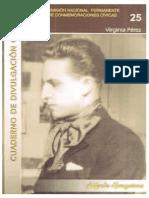 Alfredo GangOtena Por VIRGINIA PEREZ