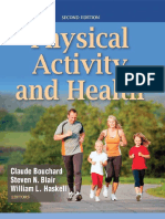 Claude Bouchard, Steven N. Blair, William L. Haskell - Physical Activity and Health-Human Kinetics (2012)