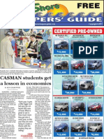 West Shore Shoppers' Guide, February 20, 2011