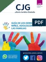 Guía de los Derechos de la Niñez, adolescencia y familia