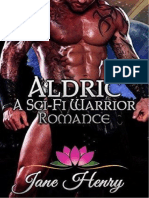 Aldric - A Sci-Fi Warrior Romance