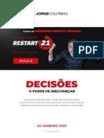 Restart_02-Aula2-Decisões-Curso.de.Desenvolvimento.Pessoal Jorge.Coutinho