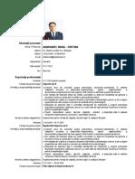CV Amarandei Cristian