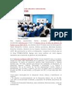 Ecuador una revolución educativa sobrevalorada