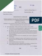 Account Paper 2019