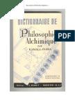 Kamala-Jnana - Diccionario de Filosofía Alquímica