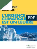 Gervais climat