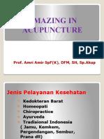 Amazing in Acupuncture 1