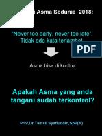Asma PDUI 2019