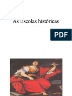 As Escolas Historicas Ppt