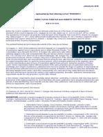 Jurisprudence - Accion Reinvindicatoria