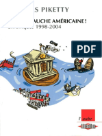 Piketty t Vive La Gauche Américaine
