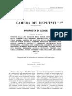adozione del concepito pdl.camera.1238.18PDL0031210