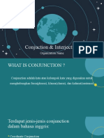 Conjuction & Interjection