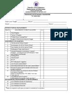 CID Monitoring Tool Evaluation Checklist 001