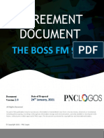 """the BOSS RADIO 91.1"" Agreement Document v 2.0"
