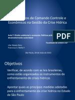 ApresentacaoFinal Lilia e Francisco Aula Ana Nusdeo. USP_2015 - Copy