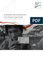 Business and Migration