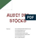 Audit Des Stocks