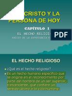 1.2 El Hecho Religioso IMPORT