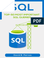 TOP-50 MOST IMPORTANT SQL QUERIES How to Use SQL to Work With Data in a Relational Database Today. (SQL Skills Book 1) by B. Parnas, David (Z-lib.org).Epub