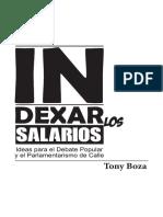 INDEXAR SALARIOS-TONY BOZA