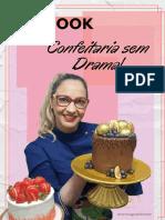 Presente Da Maratona Da Confeitaria Sem Drama!