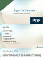 Modelagem de Sistemas - Aula 2