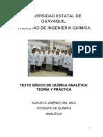 TEXTO BÁSICO DE QUÍMICA ANALÍTICA AJS2017