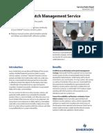 Emerson Automated Patch Management Service