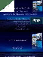 PROGRAMAS DE DETECCION DE REDES ESTRUCTURDAS