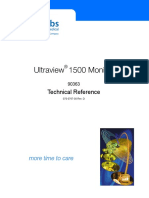 Spacelabs_Ultraview_1500_Monitor_-_Technical_reference