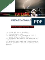 APROVANDO PONTO FRIO