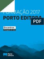 Formacao 2017 Porto Editora Encontros12ano