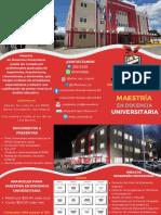 Brochure MDU