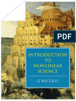 Nicolis Introduction